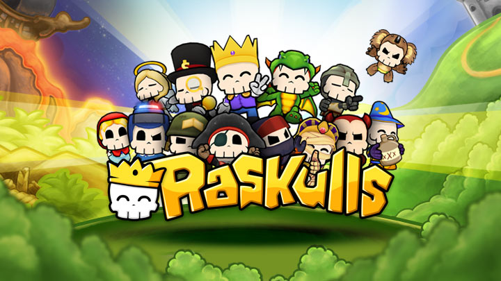Raskulls Game Website