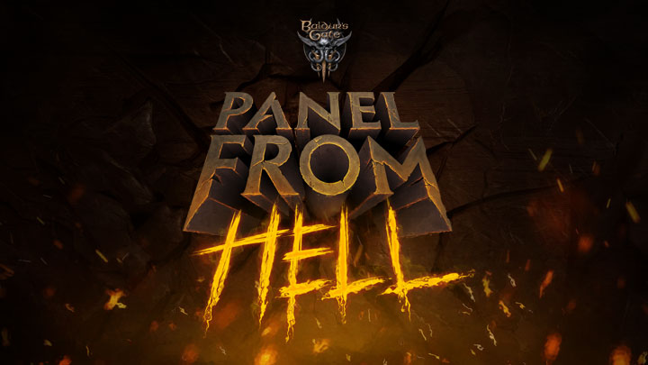 BG3 – Panel From Hell